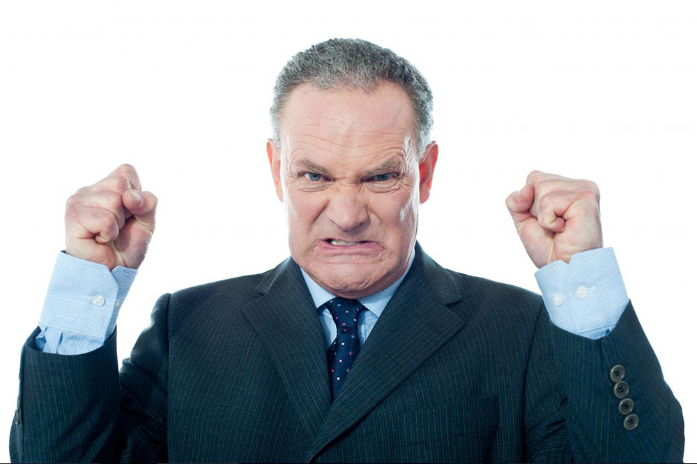 My Manager Yells at Me: 4 Ways to Deal with a Bad Boss