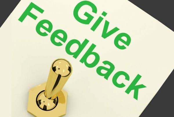 Why the Performance Review is Not the End All of Providing Feedback